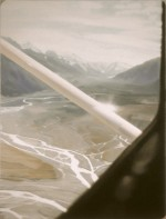 View From Plane 2002 by Chris Bond